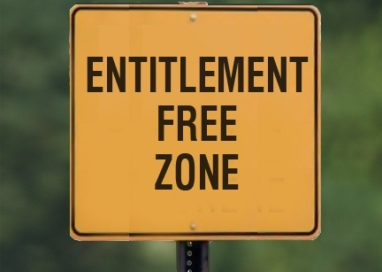 entitlement-free-zone