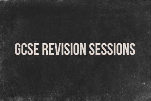 GCSE revisoin